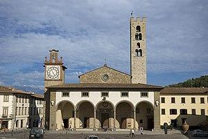 Impruneta - Basilica of Impruneta.
