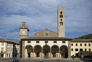 Impruneta Comune in Tuscany, Italy