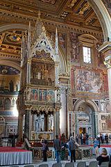 Basilica di San Giovanni in Laterano - Ciborium.jpg