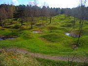 Battelfield Verdun