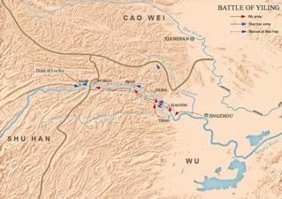 Battle of Xiaoting battle