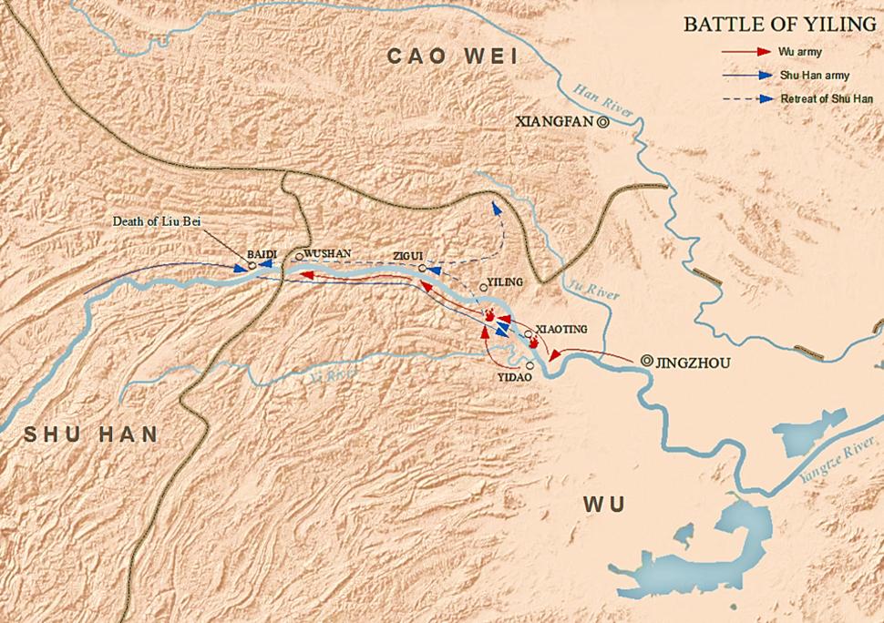 Battle of Yiling