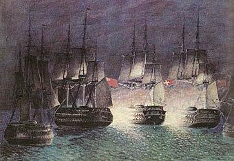 Battle of Zealand Point