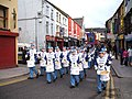 Battle of the Somme Parade, Omagh - geograph.org.uk - 484942.jpg