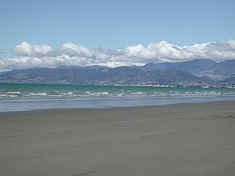 Moturoa / Rabbit Island - Beach on Rabbit Island near Nelson