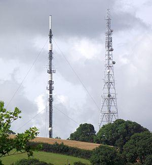 Beacon Hill transmitting station - Image: Beacon Hill transmitting station