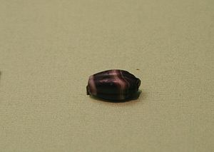 Khojaly–Gadabay culture - Image: Bead from Khojaly in Hermitage