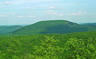Bear Mountain (Hudson Highlands) peak of New Yorks Hudson Highlands