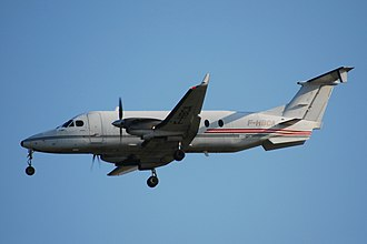 Chalair Aviation - Chalair Aviation Beechcraft 1900D