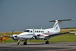 Beech 200 Super King Air (7473196822).jpg