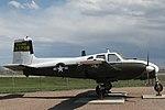 Beech U-8 Seminole, Ellsworth AFB Museum, South Dakota.jpg