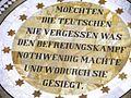 Befreiungshalle Inschrift.JPG