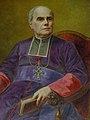 Beignon (56) Église Saint-Pierre Portrait de Mgr Bécel 02.JPG