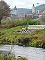 Beim 366 km langen Neckartalradweg, Horb am Neckar - panoramio.jpg