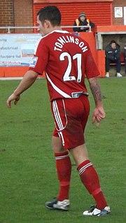 Ben Tomlinson English footballer