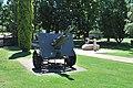 Benalla War Memorial Gun 001.JPG