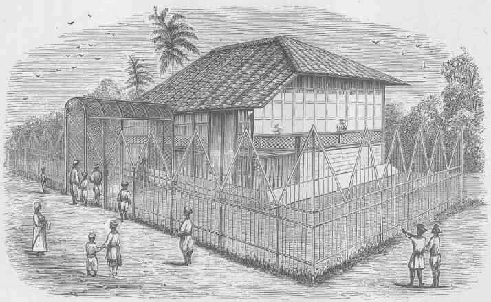 Bengali Girls' School, Calcutta (LMS, 1869, p.12)