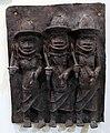 Benin, regno del benin, guerrieri.JPG