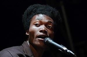 Benjamin Clementine - Image: Benjamin Clementine (Haldern Pop Festival 2014) IMGP0879 smial wp
