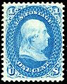 Benjamin Franklin 1861 Issue-1c.jpg