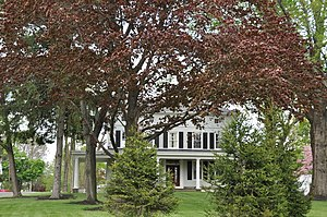 National Register of Historic Places listings in Bucks County, Pennsylvania - Image: Bensalem PA Belmont