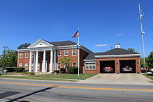 Berea Ketucky City Hall.JPG