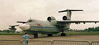 Beriev Be-42 Albatros A-40 front LH.jpg