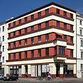 Berlin, Kreuzberg, Dresdener Strasse 21, Mietshaus.jpg