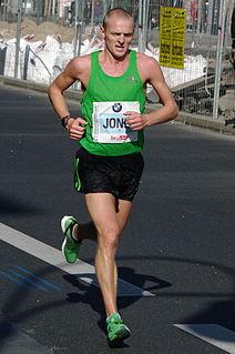 Andi Jones British long-distance runner
