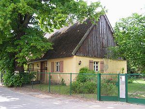 Kladow - Kossätenhaus Sakrower Kirchweg 6/8