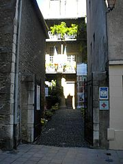 Bernadotte Museum 2010 Pau