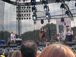 Betty (band) - Image: Betty (band)