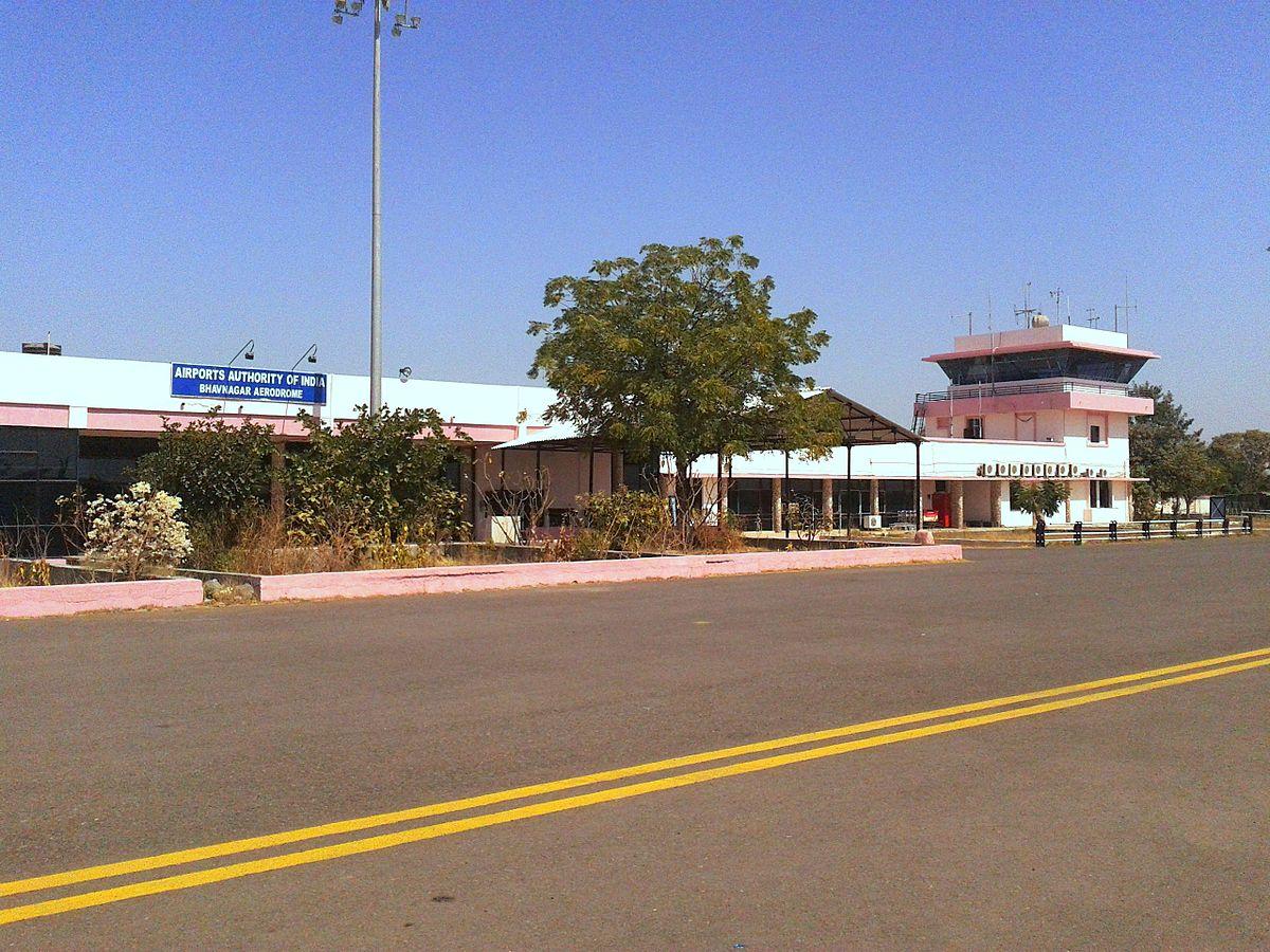 Image result for bhavnagar airport