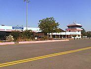 Bhavnagar Airport airside