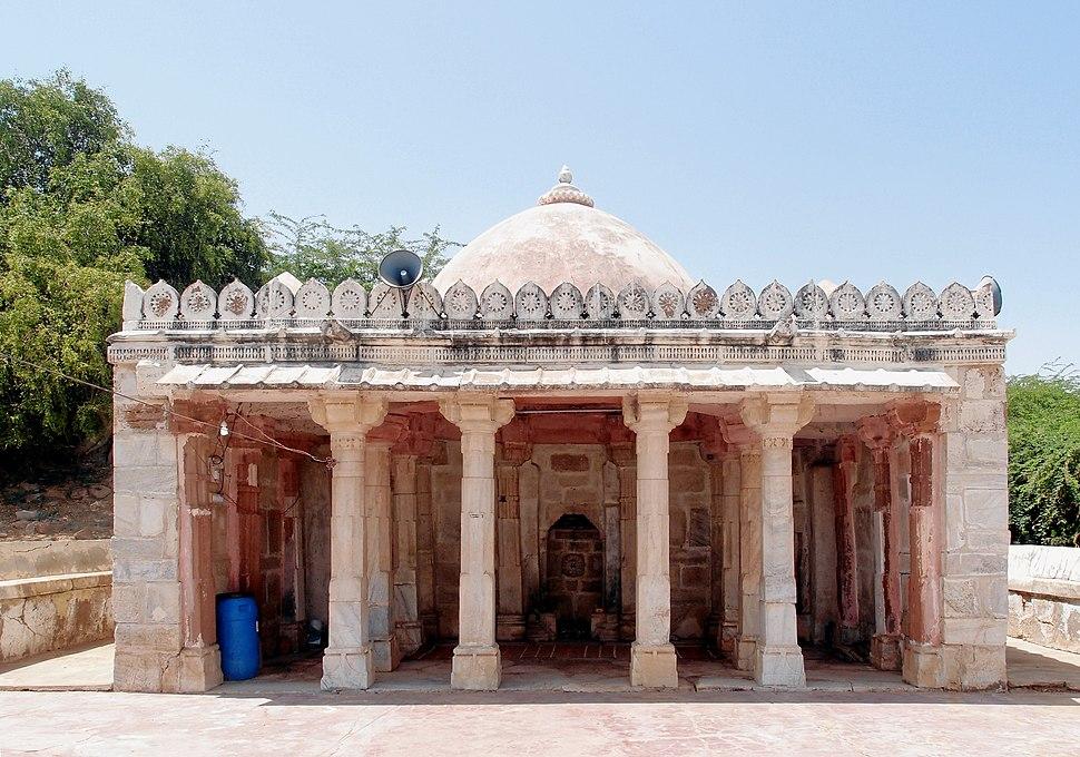 Bhudesar Mosque, Nagarparkar