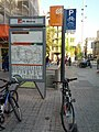 Bicycle parking for clients only (18766520386).jpg