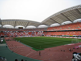 Denka Big Swan Stadium
