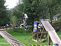 Bike Skills Demonstration , Hamsterley Forest - geograph.org.uk - 244167.jpg