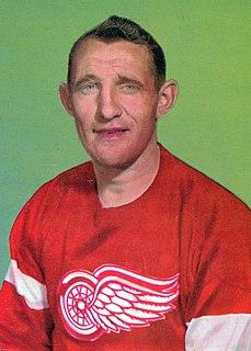Bill Gadsby Canadian ice hockey defenceman