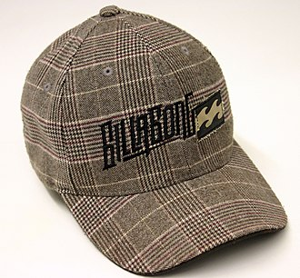Billabong (clothing) - A Billabong brand hat