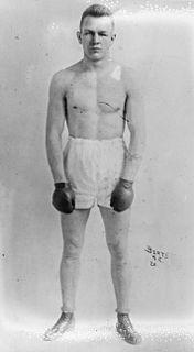 Billy Miske American boxer