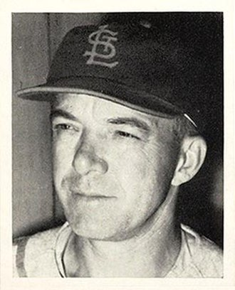 Billy Southworth - Southworth as Cardinals manager