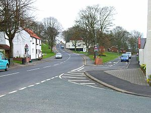 Bishop Middleham - Bishop Middleham village