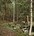 Bjørneskardet, minnesmerket, Sør-Aurdal.JPG