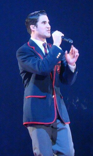 Blaine Anderson - Darren Criss as Blaine Anderson during Glee Live! In Concert!