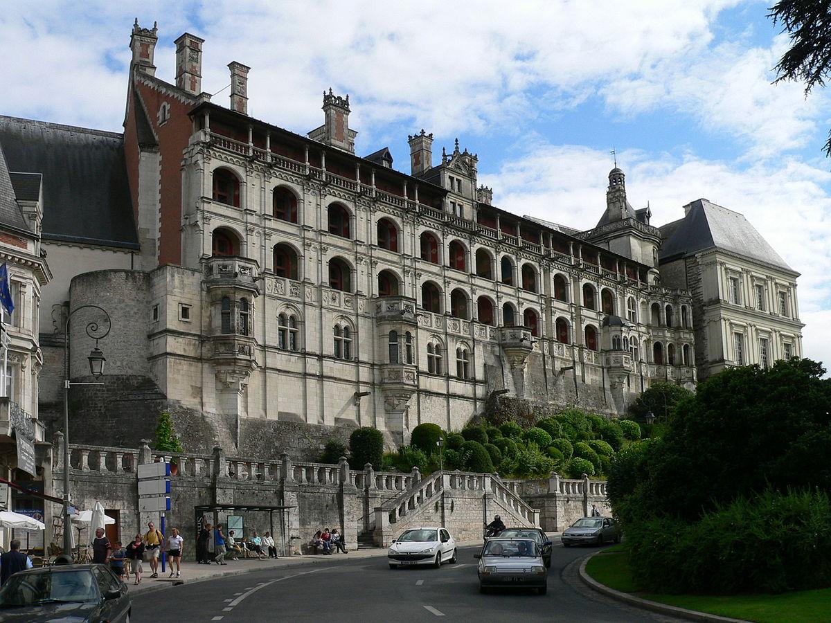 Zamek w blois wikipedia wolna encyklopedia for Immagini della dispensa del maggiordomo