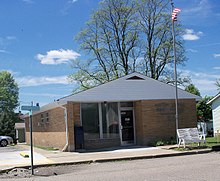 Bloomingdale, Ohio Post Office.JPG