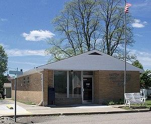 Bloomingdale, Ohio - Post office