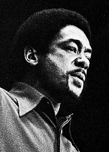 Bobby Seale at John Sinclair Freedom Rally (cropped).jpg