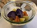 Bocal de poisson et ses légumes, comptoir de l'atelier (Belley).jpg